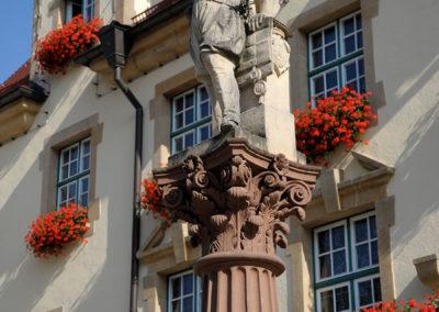Brunnen Rathaus