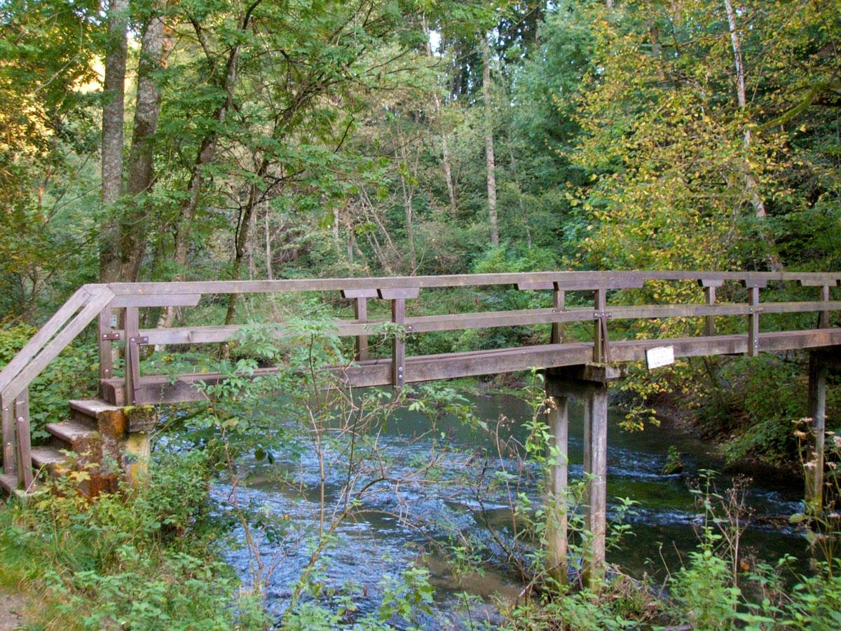 Brücke Bittelschießer Täle