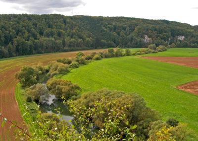 Donautal bei Inzigkofen