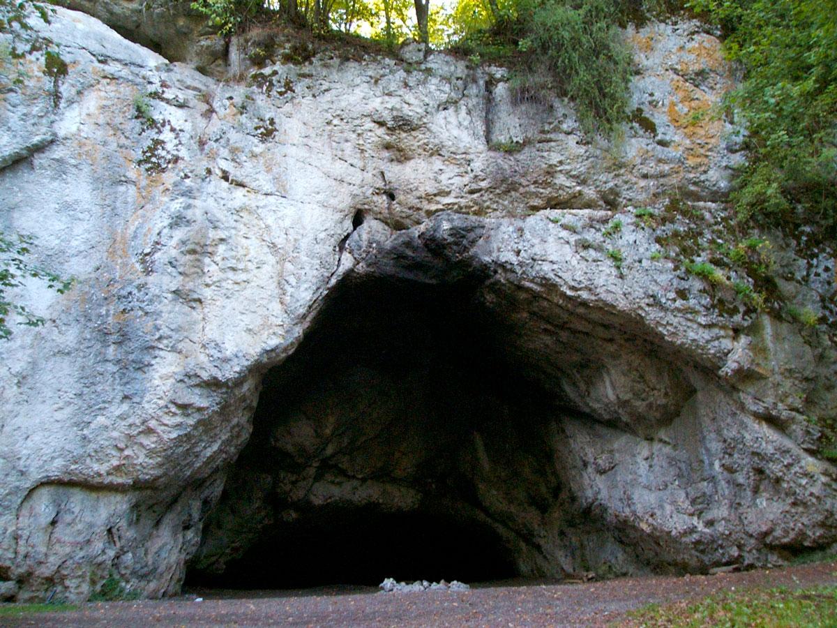 Höhle Bittelschießer Täle
