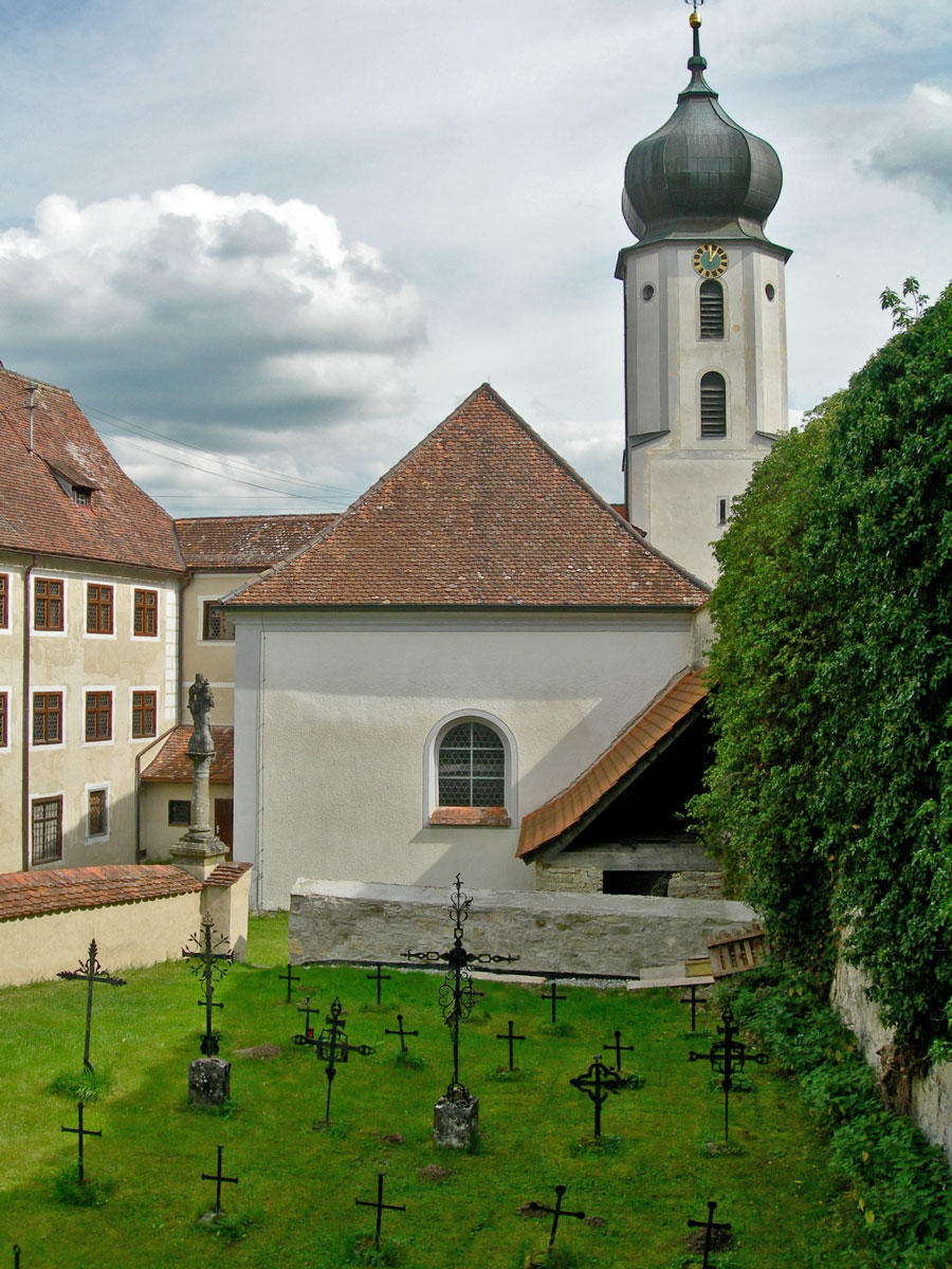 Kloster Inzigkofen Friedhof