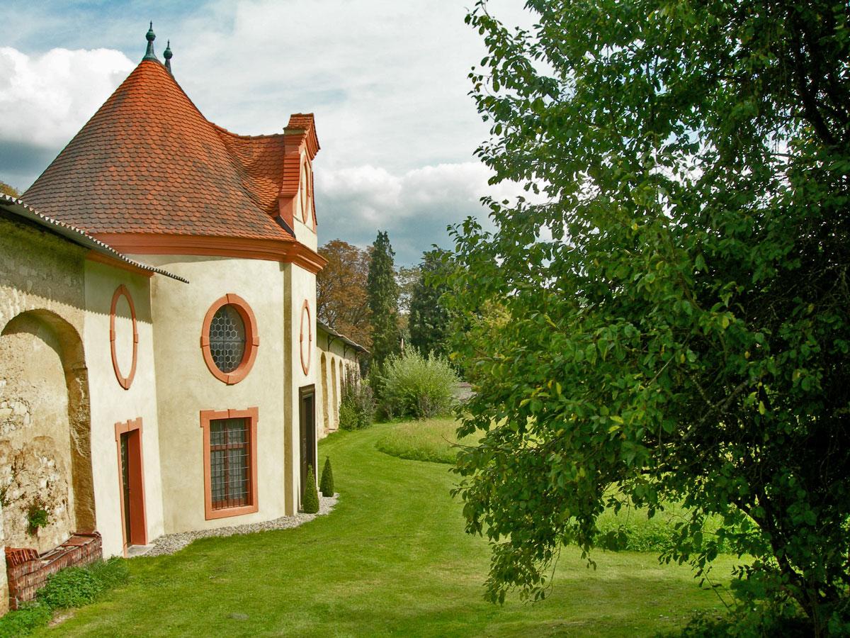 Kloster Inzigkofen Klostermauer