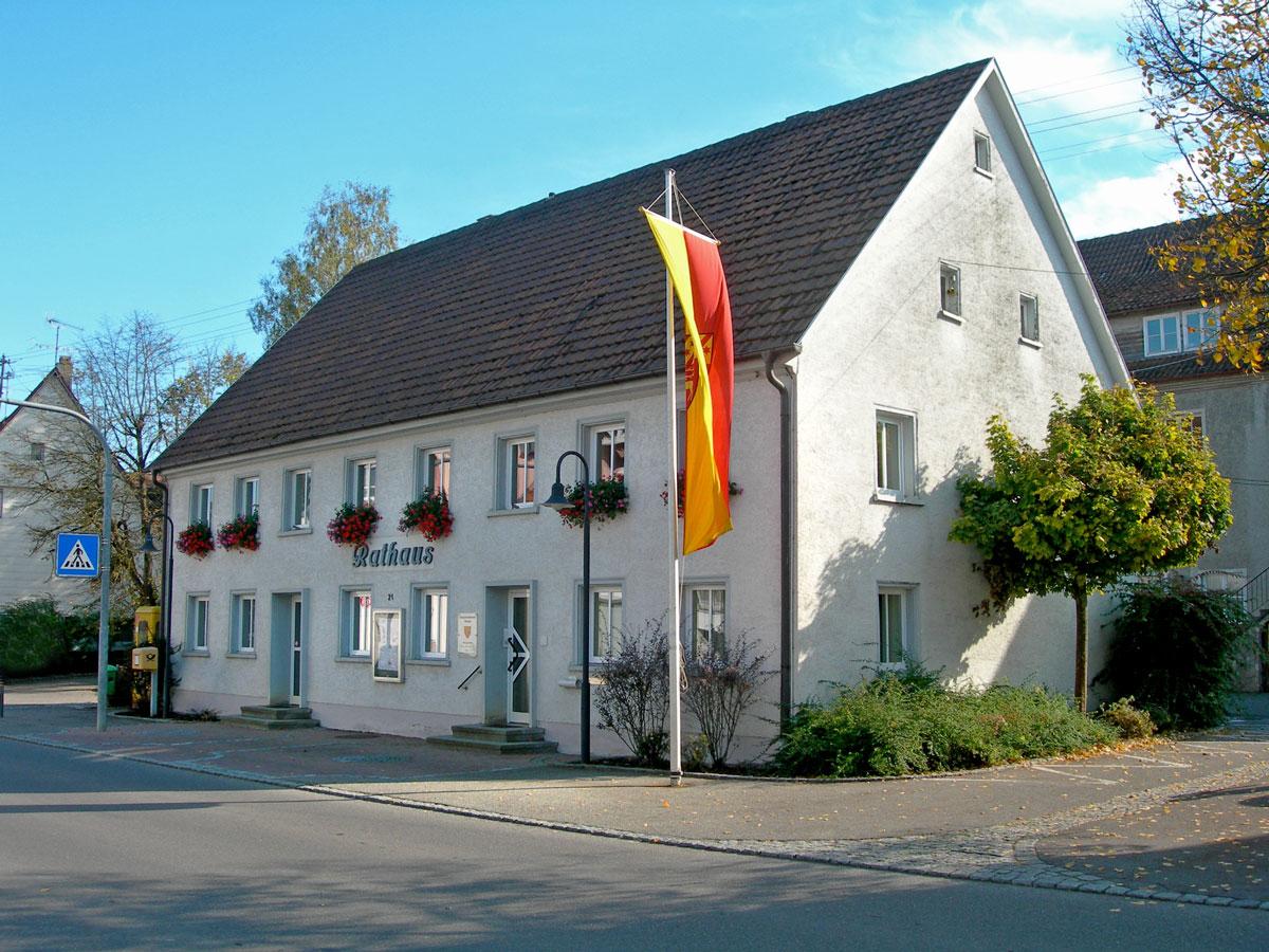 Rathaus Bingen (Baden-Württemberg)